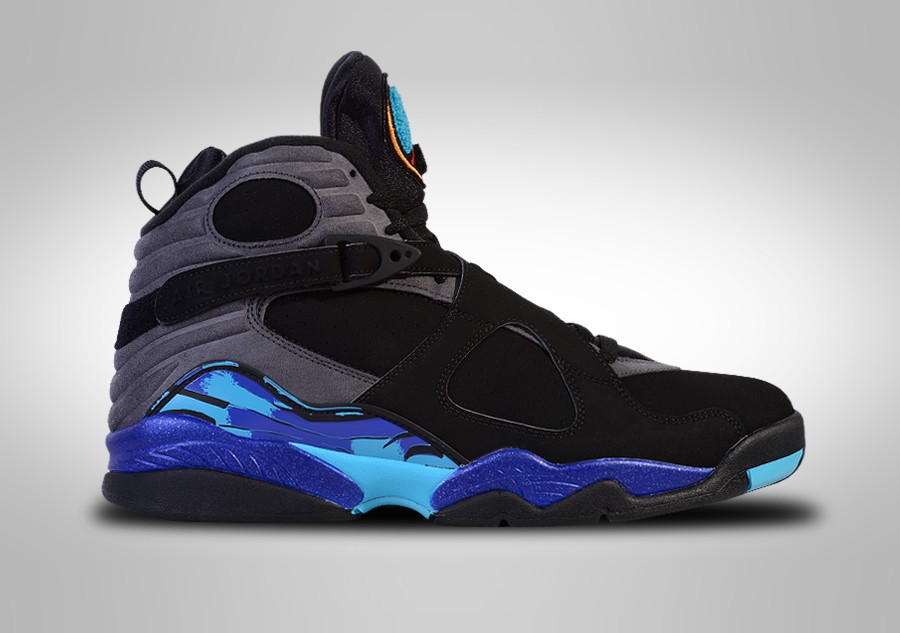 4a8462d17d5073 NIKE AIR JORDAN 8 RETRO AQUA BG (SMALLER SIZES) price €127.50 ...