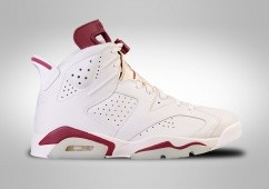 NIKE AIR JORDAN 6 RETRO MAROON