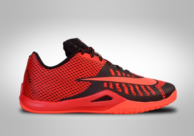 NIKE HYPERLIVE 'UNIVERSITY RED' PAUL GEORGE