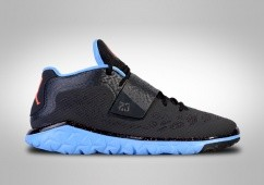 NIKE AIR JORDAN FLIGHT FLEX TRAINER 2 BLACK PHOTO BLUE