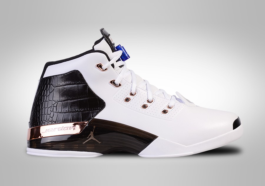 61227094bca376 NIKE AIR JORDAN 17+ RETRO COPPER price €257.50