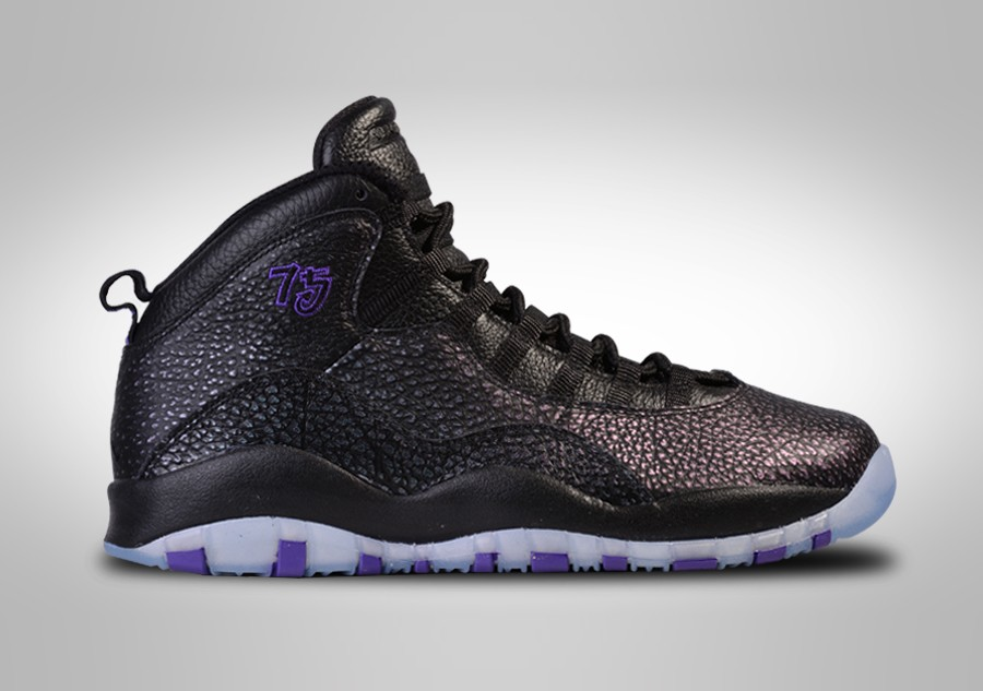 free shipping 52886 2049d NIKE AIR JORDAN 10 RETRO PARIS price €187.50   Basketzone.net