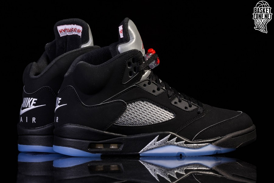 21de308ae64368 ... wholesale nike air jordan 5 retro og black metallic bg c3da4 b5d75