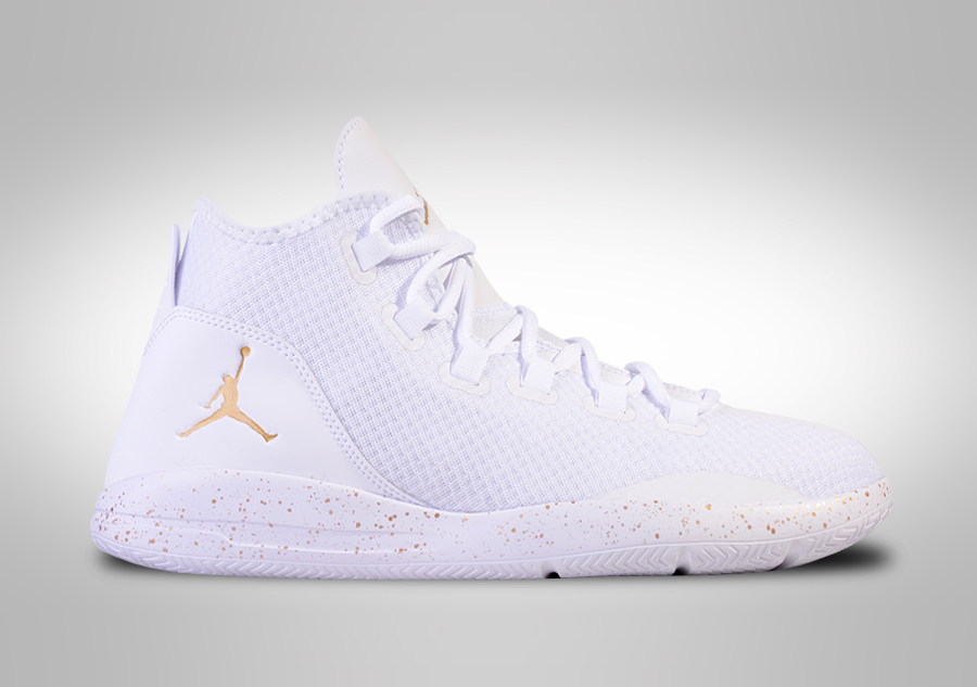 NIKE AIR JORDAN REVEAL WHITE METALLIC GOLD for £85.00  9d64a6a84