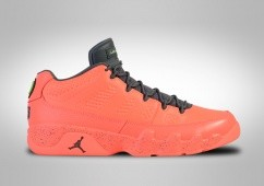 NIKE AIR JORDAN 9 RETRO LOW BRIGHT MANGO