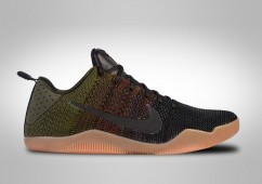 NIKE KOBE 11 ELITE LOW 4KB BLACK HORSE