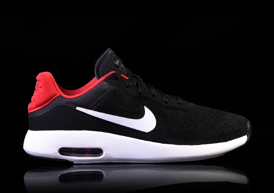 NIKE AIR MAX MODERN ESSENTIAL BLACK GYM RED price €92.50