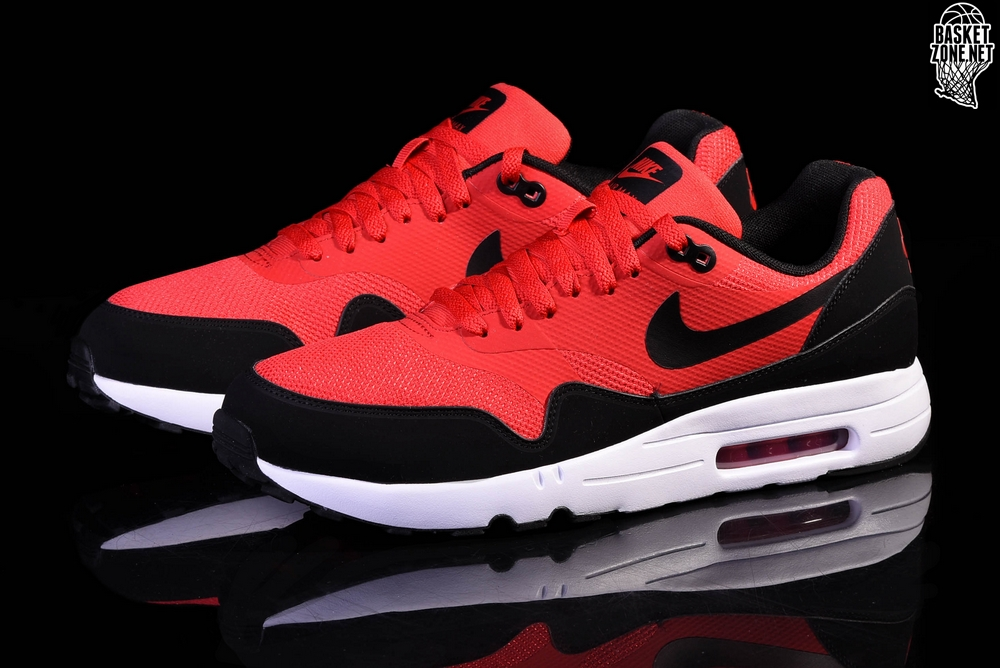 new style a7053 793bc NIKE AIR MAX 1 ULTRA 2.0 ESSENTIAL UNIVERSITY RED