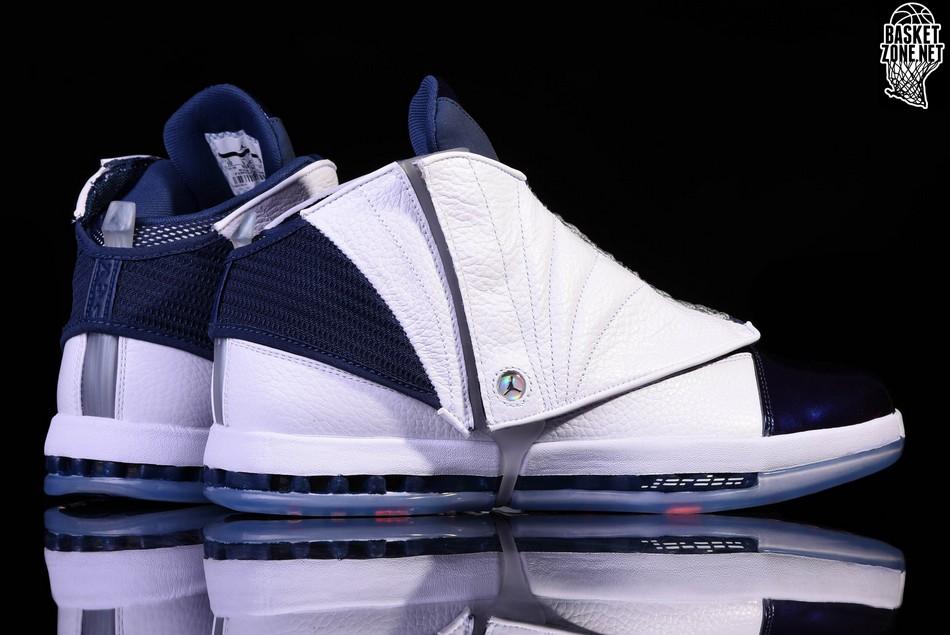 Nike Navy Pour Midnight Jordan Retro 16 Air kwPn0O