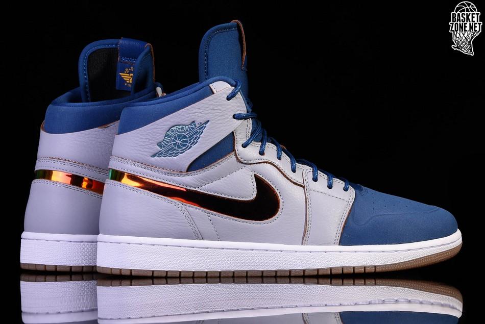 Jordan 1 Pour Nouveau High 'dunk Above' Retro Nike From Air 75Twxq5U