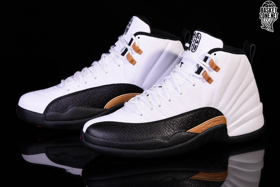 finest selection 77930 732a9 NIKE AIR JORDAN 12 RETRO CNY CHINESE NEW YEAR EDITION. 881427-122