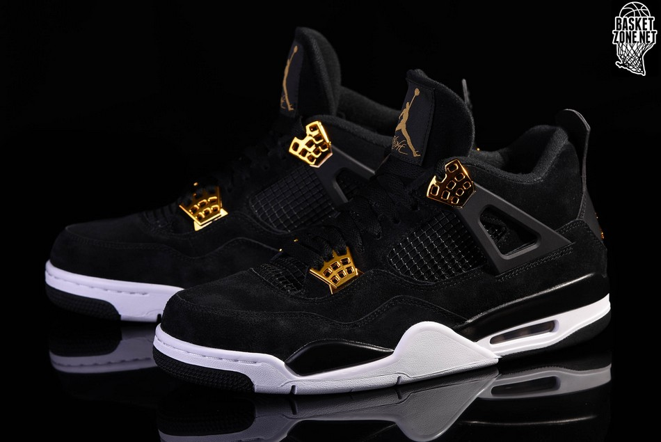 best loved 73a92 3bdff ... amazon nike air jordan 4 retro bg royalty bfd93 f39a1