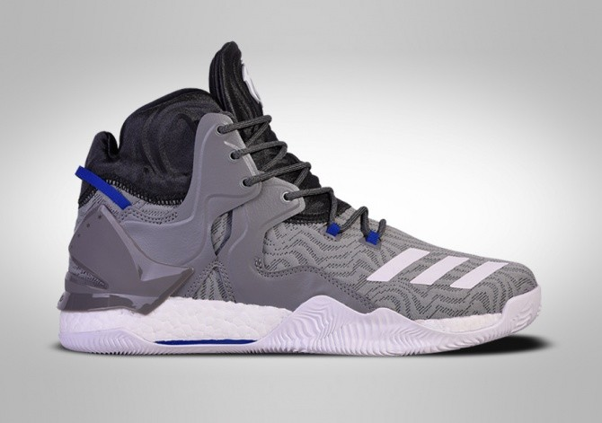 ADIDAS D ROSE 7 PRIMEKNIT SOLID GREY price €122.50  298443594294e