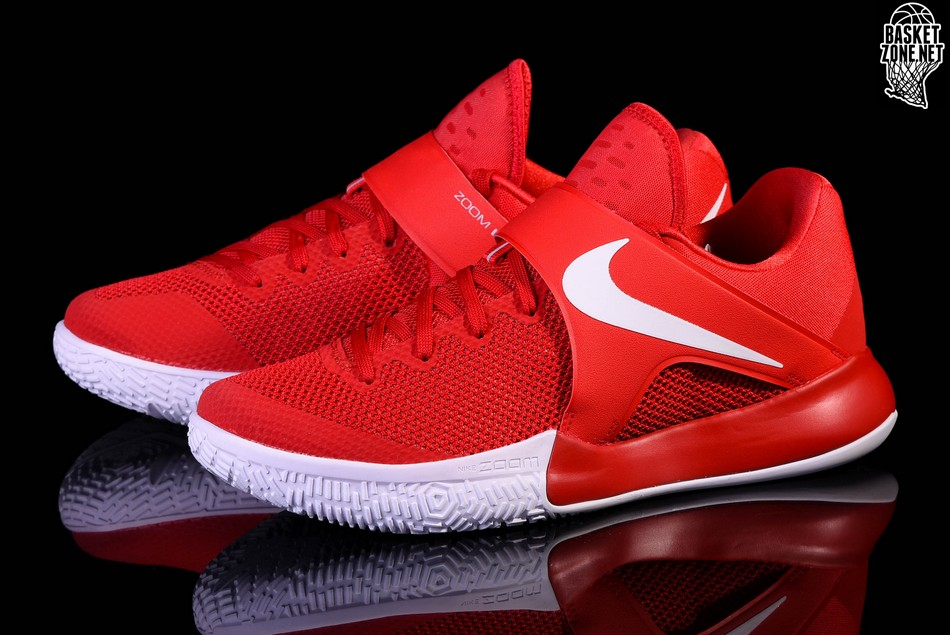 NIKE ZOOM LIVE 2017 RED GORDON HAYWARD price €87.50  d1e3df3a8