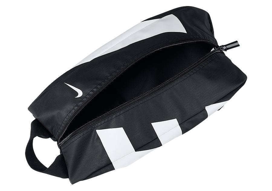 0e6a96c48bd626 ... NIKE ALPHA SHOE BAG BLACK price 12 50 Basketzone net