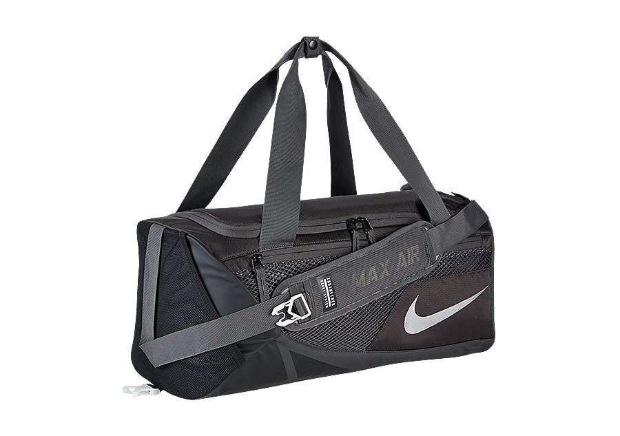 61db90e5b17 ... Nike Vapor Max Air Small Duffel Bag Midnight Fog 47 50 new concept  fcceb 11836 . ...