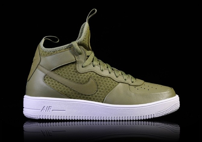 online retailer be8dc e028e NIKE AIR FORCE 1 ULTRAFORCE MID PALM GREEN price €99.00 ...