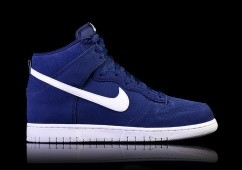 NIKE DUNK HI BINARY BLUE