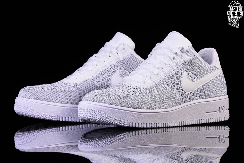 NIKE AIR FORCE 1 ULTRA FLYKNIT LOW COOL GREY price €109.00