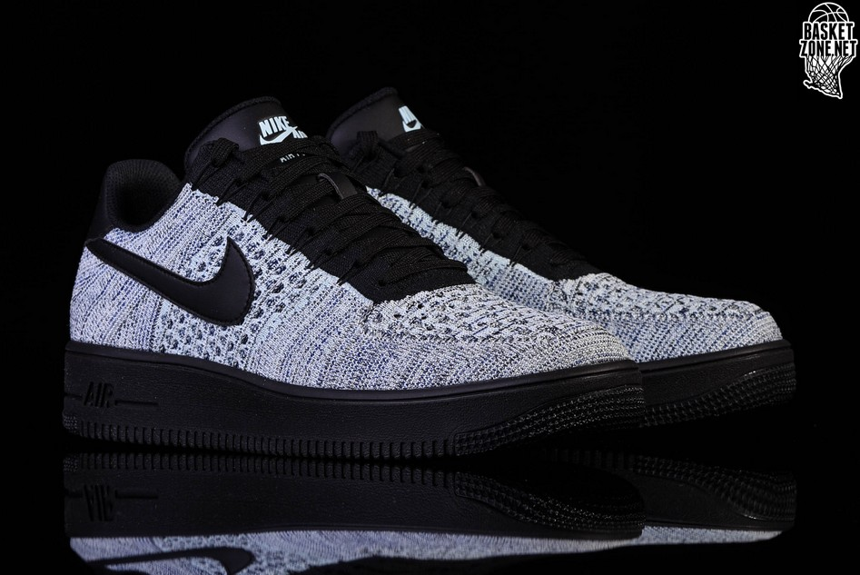 huge selection of 2c9f0 2d7ce NIKE AIR FORCE 1 ULTRA FLYKNIT LOW GLACIER BLUE price €105.00 ...