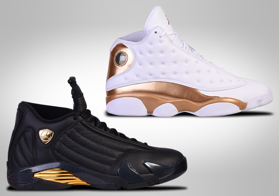 the best attitude 1c83a 0461c NIKE AIR JORDAN 13 14 DEFINING MOMENTS PACK
