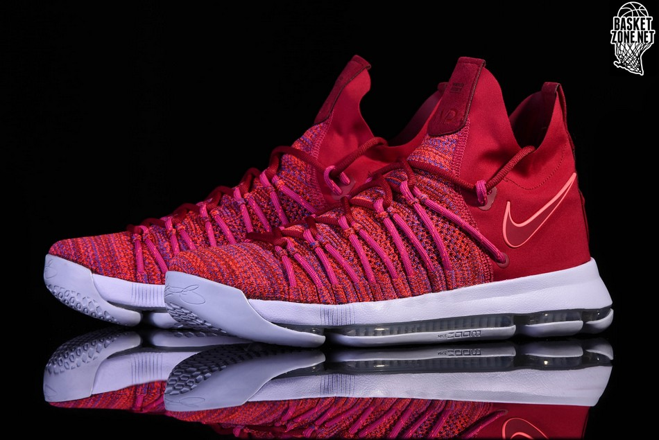 new product 69de7 777ce NIKE ZOOM KD 9 ELITE MVP RACER PINK