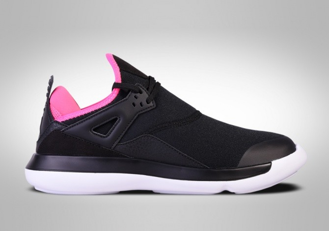 sports shoes d6eae c5bc2 NIKE AIR JORDAN FLY  89 BLACK PINK GG