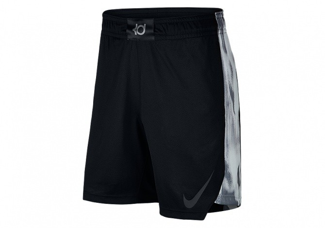 NIKE DRY KD ELITE SHORTS BLACK