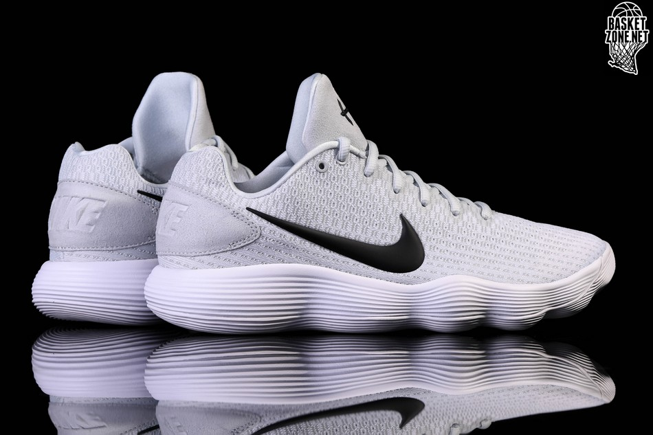 new product 1a426 e402f NIKE HYPERDUNK 2017 LOW WOLF GREY