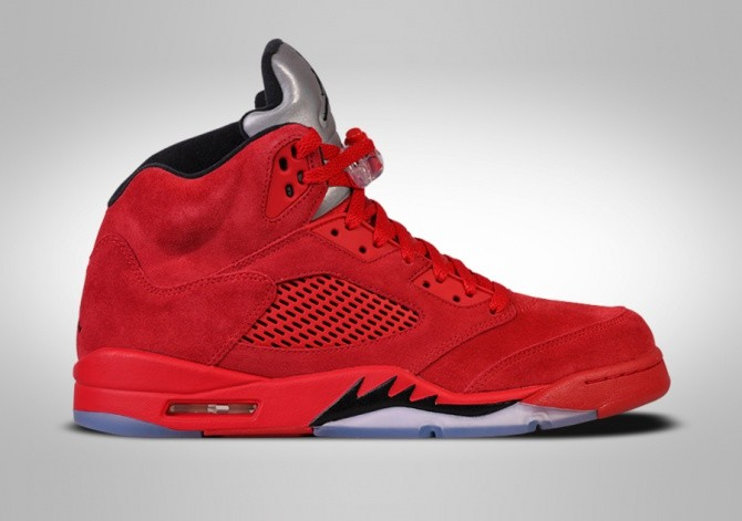 NIKE AIR JORDAN 5 RETRO FLIGHT SUIT