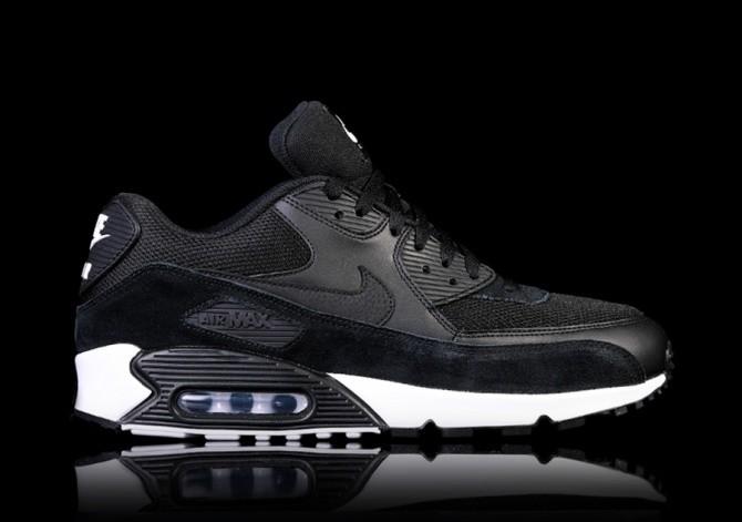 Nike Air Max 90 Leather all black ab 93,53