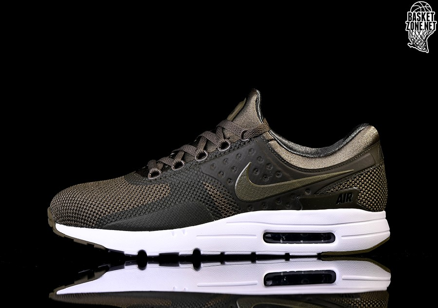 Nike Air Max Zero Essential shoes olive