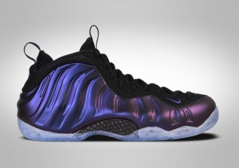 NIKE AIR FOAMPOSITE ONE EGGPLANT