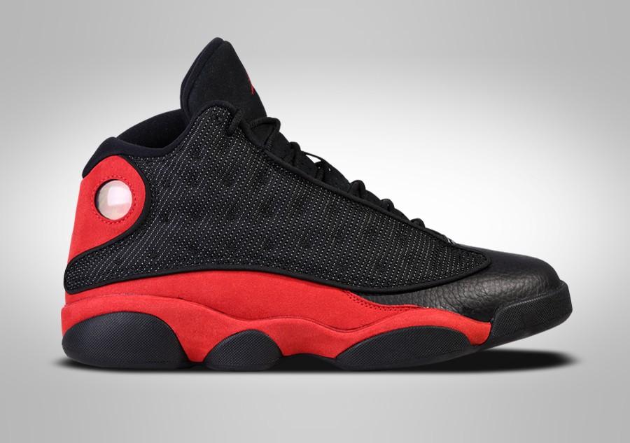 Jordan Bred 13 Nike Retro Pour Air bfY6yvI7g
