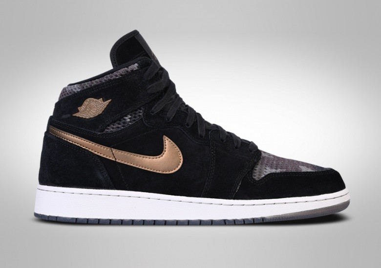 ec2f4c14abb NIKE AIR JORDAN 1 RETRO HIGH PREMIUM GS HEIRESS CAMO per €102