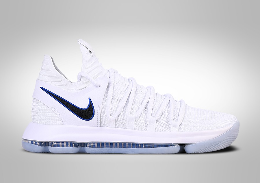 newest 5080a c0ef1 NIKE ZOOM KD 10 WHITE price €127.50   Basketzone.net