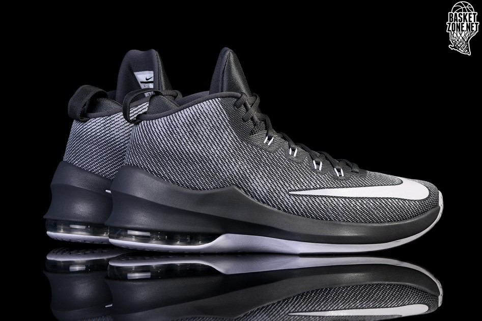 Nike Air Max Infuriate mid dark greywhitewolf grey