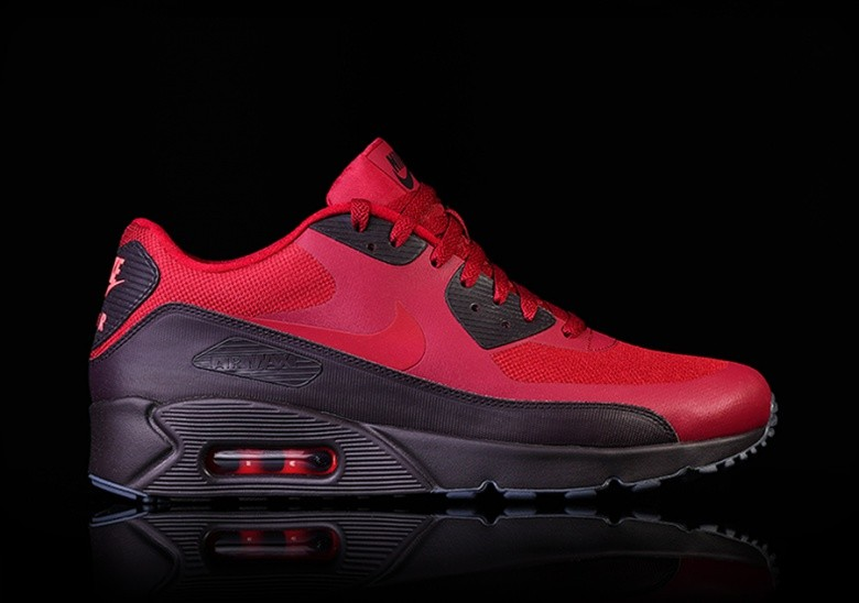 newest c0037 c3fec NIKE AIR MAX 90 ULTRA 2.0 ESSENTIAL NOBLE RED
