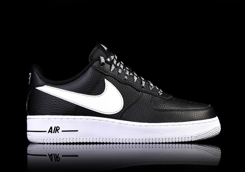 big sale e162f 3bb0c NIKE AIR FORCE 1 '07 LV8 NBA PACK BLACK por €102,50 | Basketzone.net