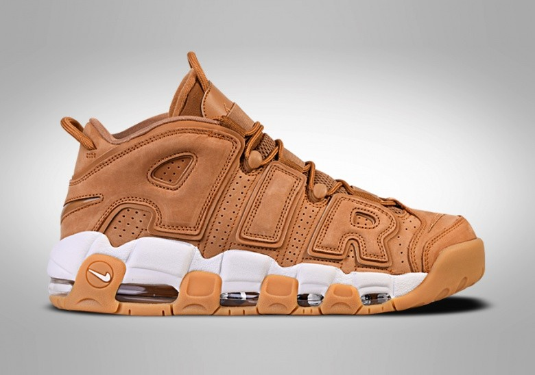 NIKE AIR MORE UPTEMPO '96 PREMIUM BROWN