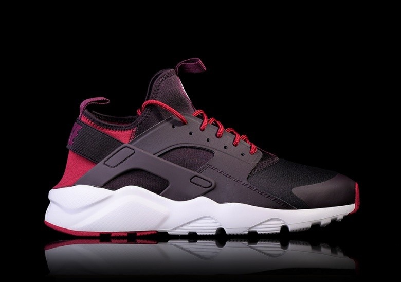 NIKE AIR HUARACHE RUN ULTRA PORT WINE