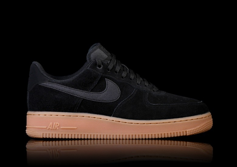 nike air force 1 07 dames suede
