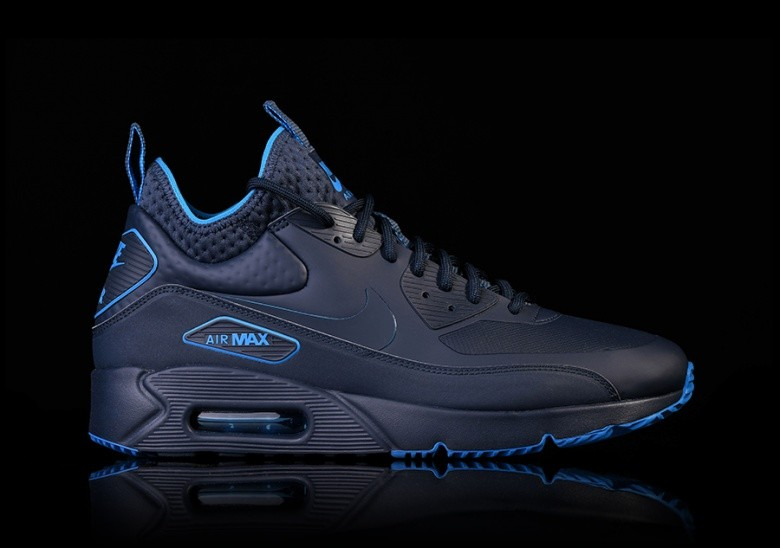 quality design 7cc75 17166 NIKE AIR MAX 90 ULTRA MID WINTER SE OBSIDIAN pour €135,00 ...