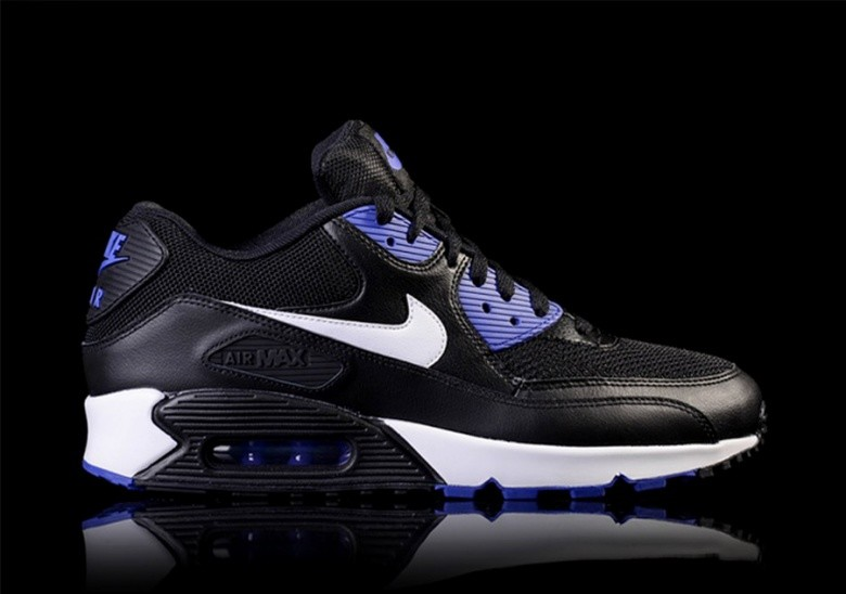 3755af23c34d NIKE AIR MAX 90 ESSENTIAL BLACK PERSIAN VIOLET price €112.50 ...