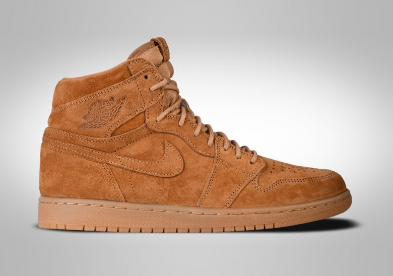 45a6e0c062a7a9 NIKE AIR JORDAN 1 RETRO HIGH OG WHEAT per €135