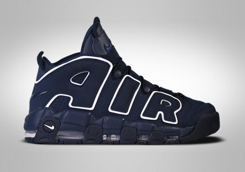 NIKE AIR MORE UPTEMPO '96 OBSIDIAN