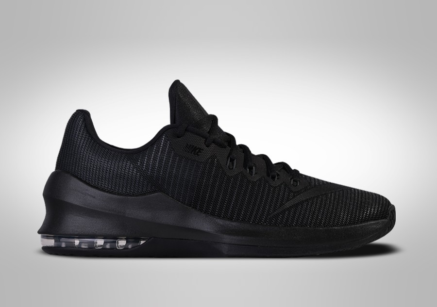 NIKE AIR MAX INFURIATE 2 LOW BLACKOUT pour €72,50