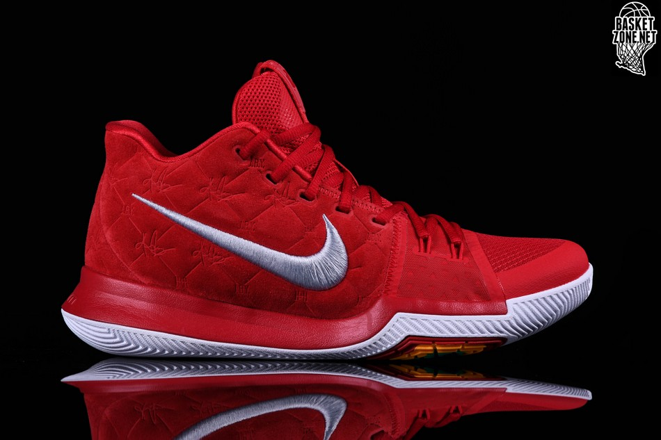 d99313e7209c NIKE KYRIE 3 RED SUEDE price €105.00