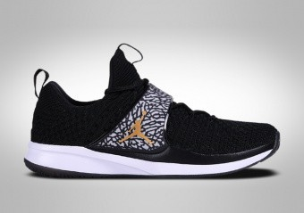 07744881db9 NIKE AIR JORDAN TRAINER 2 FLYKNIT BLACK WHITE price €102.50 ...