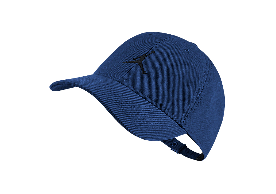 4233ee3b2262 NIKE AIR JORDAN JUMPMAN FLOPPY H86 HAT DEEP ROYAL BLUE for £20.00 ...